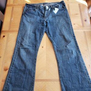 Banana Republic jeans 35x34